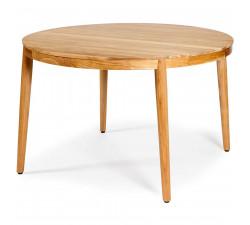 Haväng matbord teak Ø120 cm