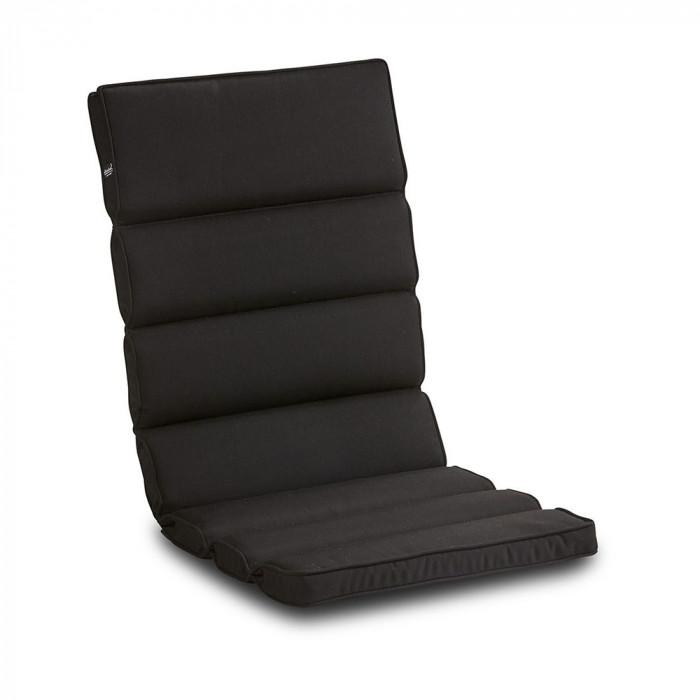 Muskö lounge dyna svart